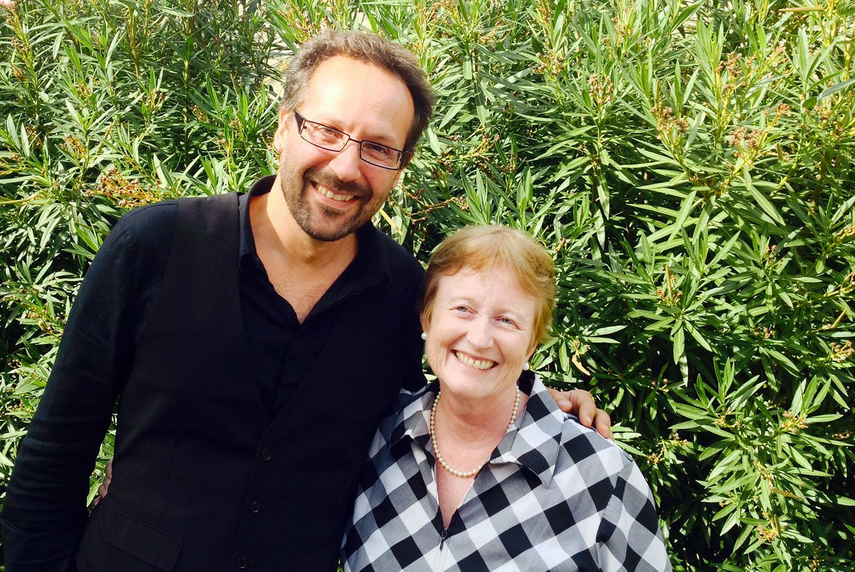 Dr Guillaume Poupard et Dr Maggie PHILLIPS