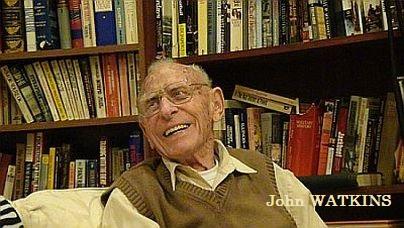John Watkins, fondateur de la Thérapie des Etats du Moi